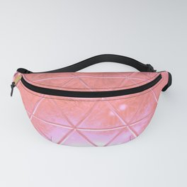 Triangle Glass Tiles 33 Fanny Pack