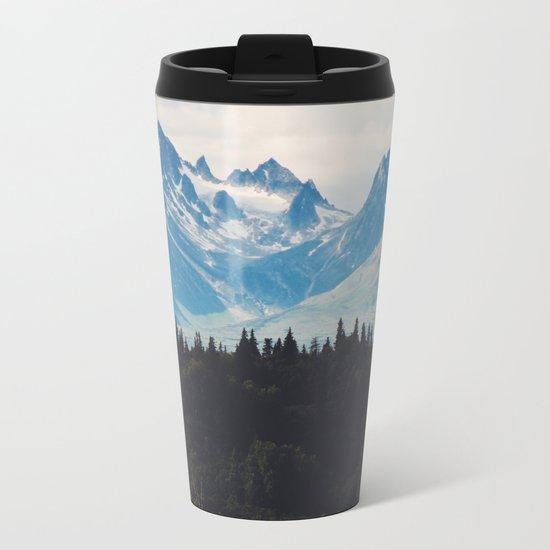 Mountain Valley Metal Travel Mug