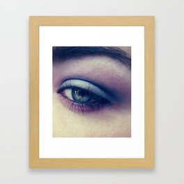 Soundless Framed Art Print