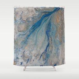 Pearl Aqueous Shower Curtain