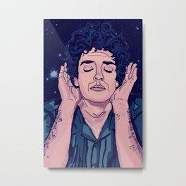Crema de Estrellas - Gustavo Cerati Metal Print