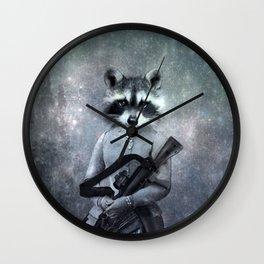 Gangster Wall Clock