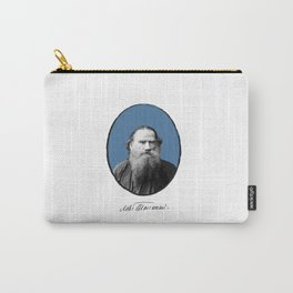 Authors - Lev Tolstoj Carry-All Pouch