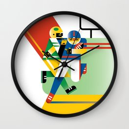 Big Game Wall Clock