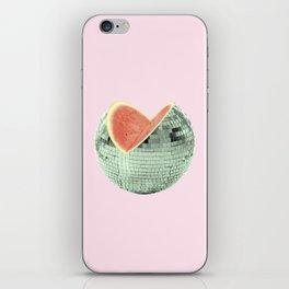 Discomelon iPhone Skin