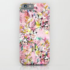 FLORAL ARROW Slim Case iPhone 6s