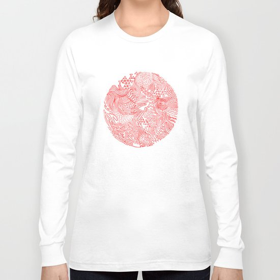 Earthquake Long Sleeve T-shirt