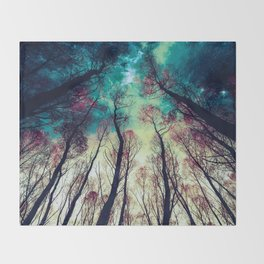 NORDIC LIGHTS Throw Blanket