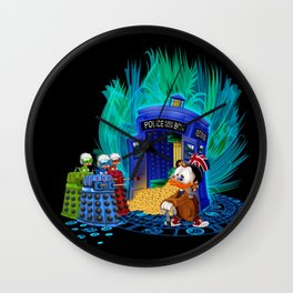 The Doctor who Tales iPhone 4 4s 5 5c 6, pillow case, mugs and tshirt Wall Clock