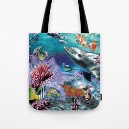 Dolphinius Tote Bag