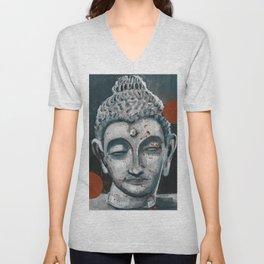 Siddhartha Gautama Unisex V-Neck