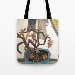 Happy Plant Tote Bag