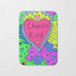 Choose Kind Bath Mat