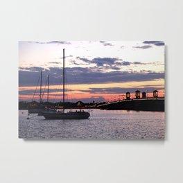 Matanzas Sunrise Metal Print