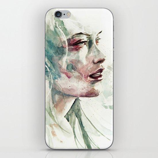 e non ci sarà nessuno iPhone & iPod Skin