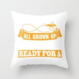 Colonoscopy colon surgery gag get well humor Gift Throw Pillow