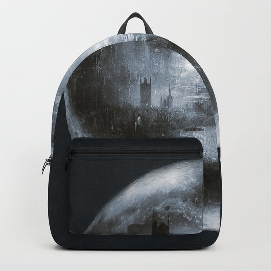 The Dark Side of the Moon Backpack
