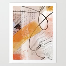 Love Notes Art Print