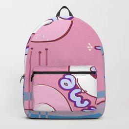 Comeme el... / Donut Backpack