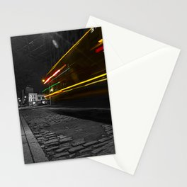 DUMBO Light trail Stationery Cards