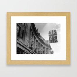 britannia Framed Art Print