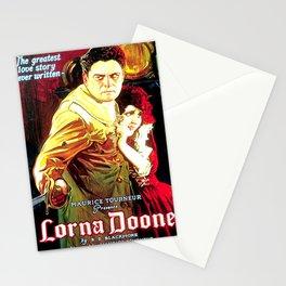 Vintage poster - Lorna Doone Stationery Cards