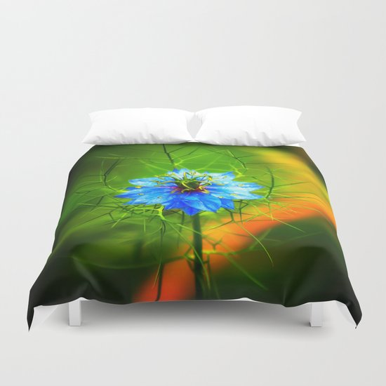 Blue dream Duvet Cover