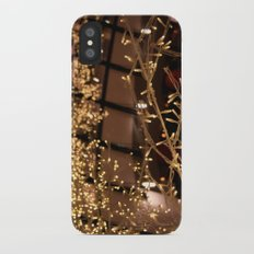 Lights Slim Case iPhone X