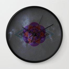 Universal Seed Wall Clock