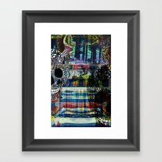 CMYK Requiem pt. 1 Framed Art Print