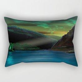 Romantic Rhine Rectangular Pillow