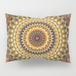 Mandala 380 Pillow Sham