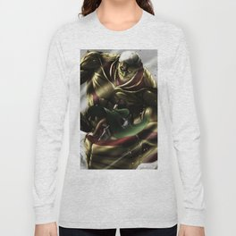 Armored Titan Long Sleeve T-shirt