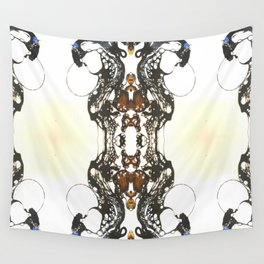 Carbon Essence Blot 2 Wall Tapestry