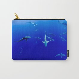 Sharks! Carry-All Pouch