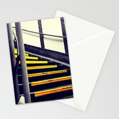 Up the Yellow Stairs Stationery Cards