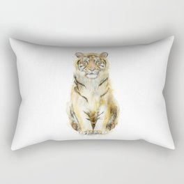 Tiger // Sound Rectangular Pillow