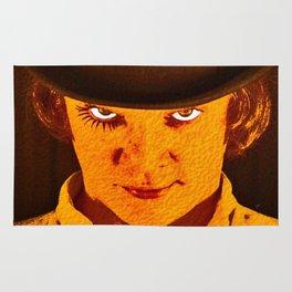 Orange Alex Rug