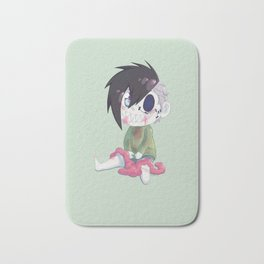Cannibal Cutie Bath Mat