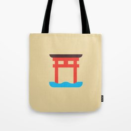 Japan Torii Tote Bag