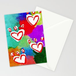 Step forward Stationery Cards