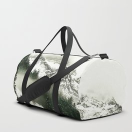 The Mountains Are Calling #2 Duffle Bag