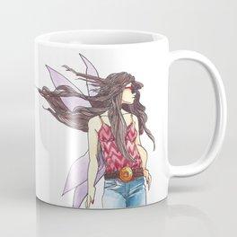 Double Fairies Coffee Mug