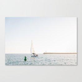 SAIL 36 Canvas Print