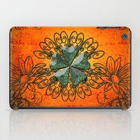 decorative iPad Cases featuring Decorative design by nicky2342