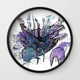 Haunter (DArk twist) Wall Clock