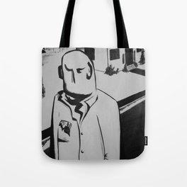 Suburban Exile Tote Bag