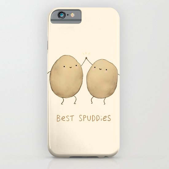 Best Spuddies iPhone & iPod Case by Sophie Corrigan | Society6