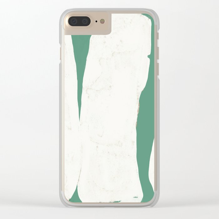 UNTITLED#90 Clear iPhone Case
