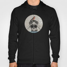 she wants to see the world Hoody